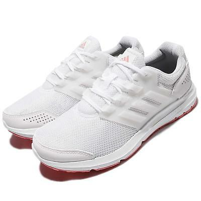 adidas Galaxy 4 W White Pink Women Running Shoes Trainers Sneakers S80642
