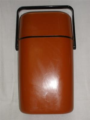 Retro Decor 2 Bottle Wine Cooler Indian Red