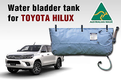 Hanging Water Bladder Tank(110 Ltrs) for PRE- '05 TOYOTA HILUX