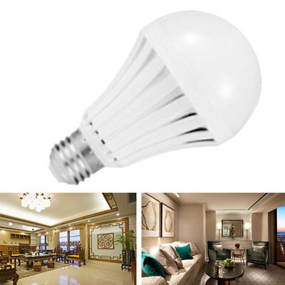 E27 Rechargeable White LED Emergency Camping Hunting Light Bulb Lamp 5/7W
