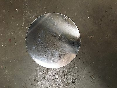 150mm X 5mm Thick Aluminium Disc Round Plate