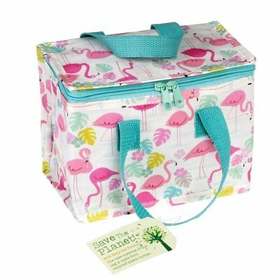 NEW Rex London Lunch Bag - Flamingo