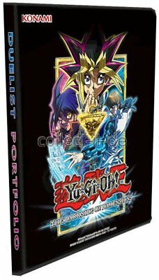 Konami - Yugioh - The Dark Side of Dimensions Sammelalbum - DIN A4
