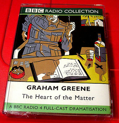 the heart of the matter by graham greene essays The heart of the matter by graham greene is a two-part novel written in 1948 in which through the meticulously crafted actions and thoughts of the main character.