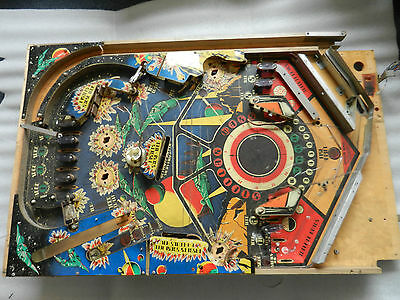 Stellar Wars Williams Pinball Playfeid 1979