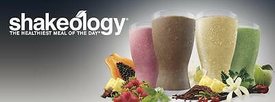 30 Day Beachbody Shakeology ALL Flavours (Latte, Vanilla, Tropical, Greenberry)