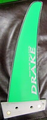 Drake Freeride Glide Tuttle box Windsurfing Fin