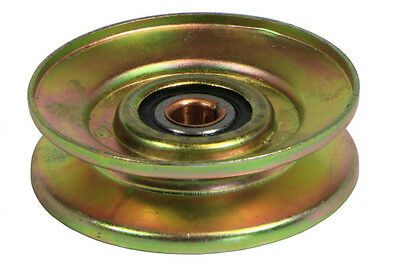 """V-Type Idler Pulley, 4-1/2"""" OD 5/8"""" Bore - RanchEx"""