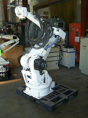 Motoman YR-CR45-C000 robotic arm--industrial automation