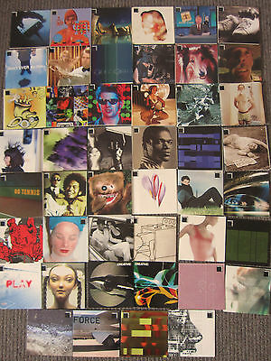 CREATIVE REVIEW MAGAZINE CD CD-ROM COLLECTION OF 46 + EARLY 90s 00s ISSUE 14-53