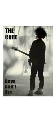 THE CURE ~ BOYS DON'T CRY 23x33 MUSIC POSTER Robert Smith