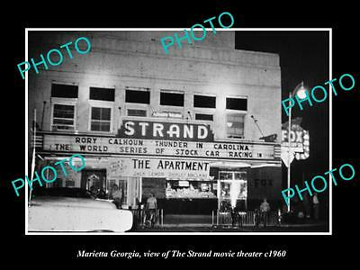old large historic photo of griffin georgia view of hill
