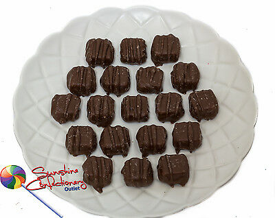Allen's - Cobbers Caramel Lollies - Caramels coated with Milk Chocolate 750grams