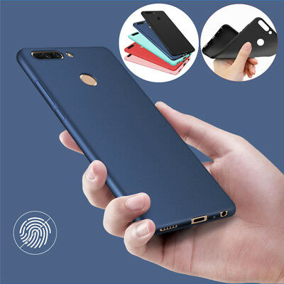 For Huawei P8/P9/ P10 Lite 2017 Ultra-thin Soft Silicone Rubber Phone Case Cover
