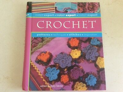 Crochet edited by Katy Bevan - Hardcover