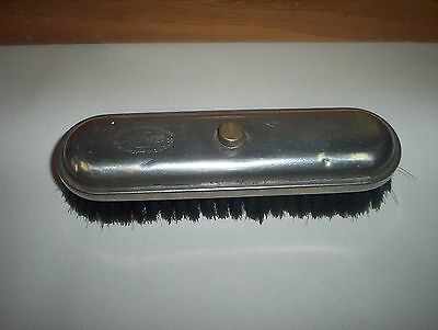 Milwaukee Dustless Brush Co  Antique Brush Pat 1900 & Aug 3 1909 WI USA