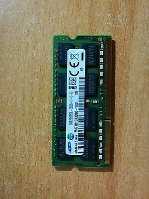 Samsung DDR3 8GB 1600Mhz PC3-12800S Laptop Memory