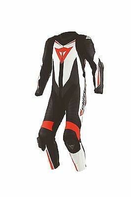 %SALE% Dainese 1513430 LEATHER SUIT MOTORCYCLE RACING 1 Piece Laguna Seca D1 N32