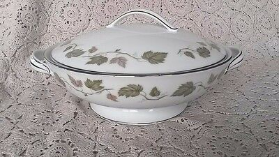 "Vintage Noritake ""vineyard"" #6449, Soup Tureen - Excellent/like New Condition"