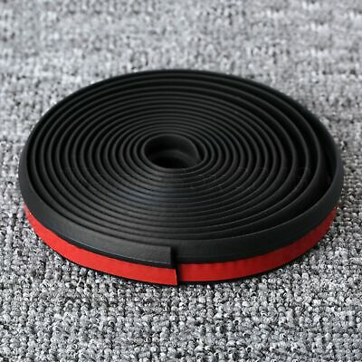 4M Auto Car Truck Door Z-shape Rubber Sealing Weather Strip Seal Trim Universal