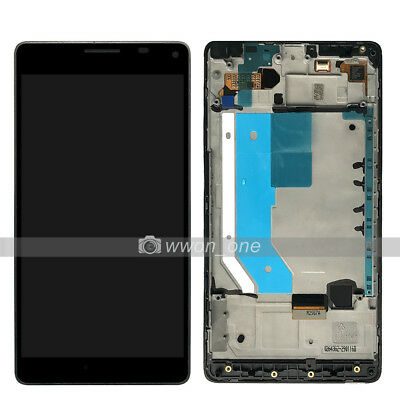 5.7'' Microsoft Lumia 950 XL LCD Display Touch Screen Digitizer Assembly W/Frame