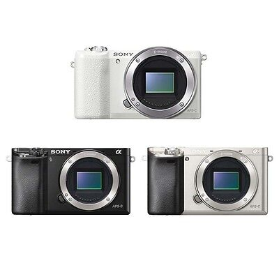 (Body Only) Sony Alpha A6000 Mirrorless Digital Camera (without Lens) +