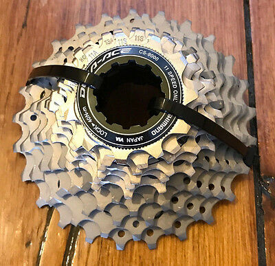 Shimano Dura Ace CS-9000 Cassette 11-25 11 speed