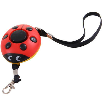 Female Self-Defense Weapon Beetle Alarm Female Anti Wolf Robbing Old Man Device