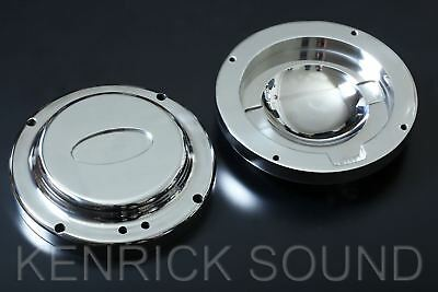 KENRICK SOUND Stainless Steel Bubblebacks Cover for JBL 375,2440 from JAPAN F/S