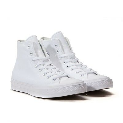 Converse Scarpa Chuck Taylor Ii Bianca (Total Withe) Sneakers Art. 150148C