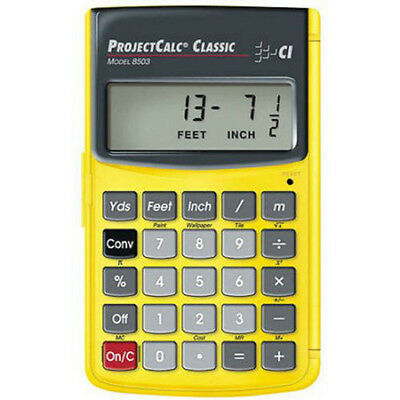 Calculated Industries 8503 ProjectCalc Classic Home Improvement Calculator DIYer