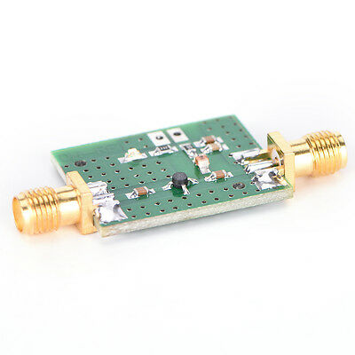 0.1-2000MHz RF Wide Band Amplifier 30dB HighGain Low Noise LNA Amplifier ModuleA