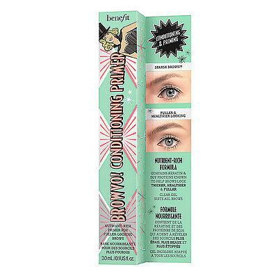 Benefit Cosmetics Browvo Conditioning Primer - Full Size 3.0ml BNIB
