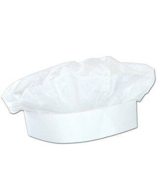 Italian Paper Chefs Hat One Size