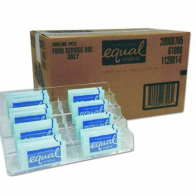 Equal Sugar Substitute 2000-Count Packets Case - FRESH