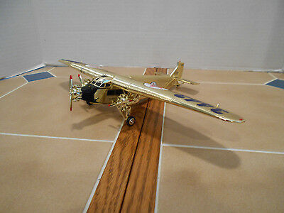 Wings of Texaco # 7 Ford Tri-Motor,special edition,MIB,stock # 36910GC