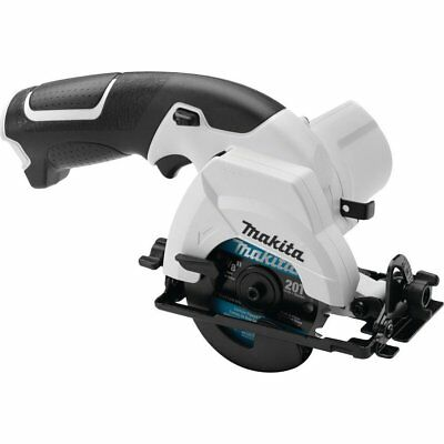 "MAKITA SH01ZW 12V Max Lithium-Ion Cordless 3-3/8"" Circular Saw Tool Only"