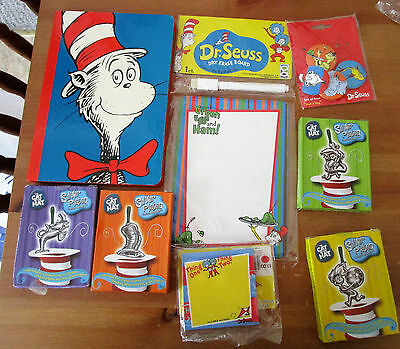 Dr. Seuss Cat In The Hat Items