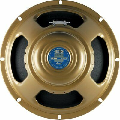 Celestion Gold Alnico Bulldog 10'' 40W 8 Ohm<T5671>  Made In England