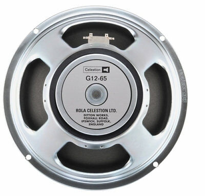 Celestion Heritage G12-65 12'' 65W 8 Ohm Made In England<T3053>