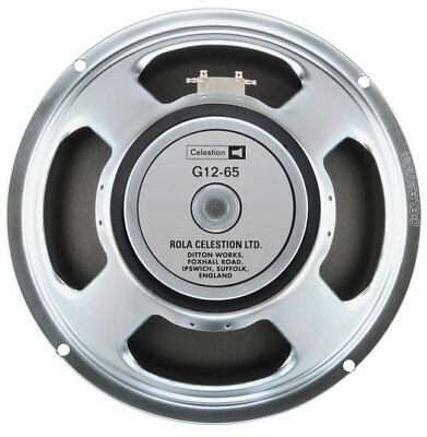 Celestion Heritage G12-65 12'' 65W 16 Ohm Made In England<T3054>