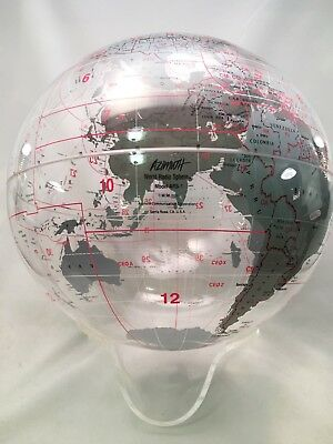 Spherical Concepts Azimuth World Radio Sphere Model ARS-1 Globe 1989