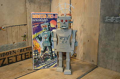 VST - Roboter 703-D Made in Holland  Exclusive and Rare Limited 3D printed Robot