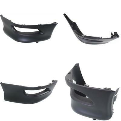 For Corolla 11-13 Plastic Driver Side Valance Panel Primed Front