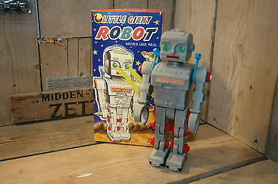VST / TOMY - Little Giant Robot with original box Limited edition No. 9 / 10
