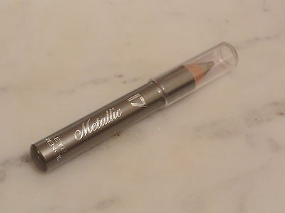New Sealed Metallic Silver Eye Pencil Eye Liner / Eye Shadow by 17 Boots