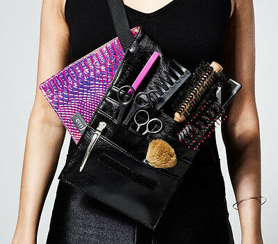 emJ ROXI hairdressing pouch for Pro Hair stylists tools belt