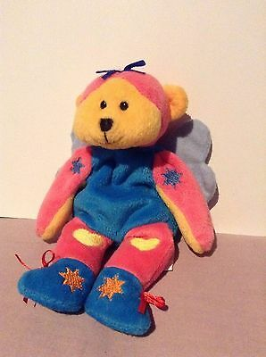 Skansen Beanie Kid Magic The Fantasy Bear BK187