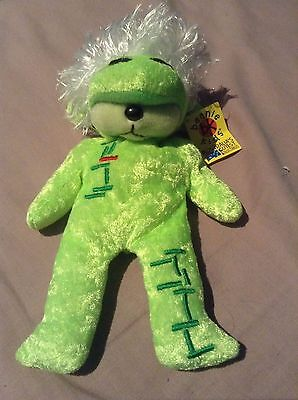Skansen Beanie Kid Quasar The Alien Bear BK748