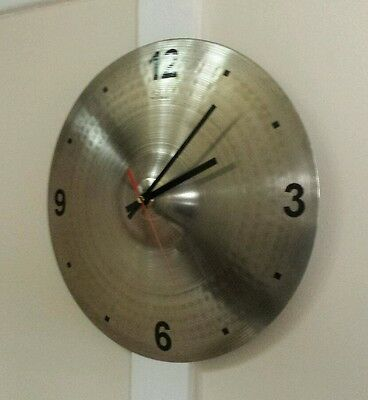cymbal clock - now  £45!   (was £54)